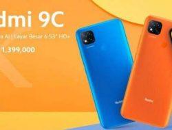 Xiaomi Redmi 9C, Spesifikasi Keren Harga Cuma 1 Jutaan