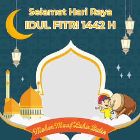 Link Twibbon Hari Raya Idul Fitri