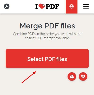 Cara Menggabungkan File PDF Menjadi Satu Di HP Secara Online