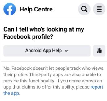 Cara Mengetahui Yang Melihat Profil Facebook Kita